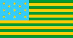 Alt colors for original U.S. flag design