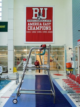 athletic banners