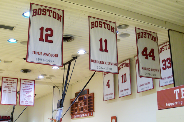 college banners