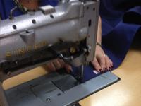 stitching Applique