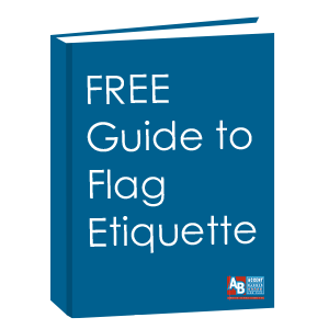 Flag Ettiquette