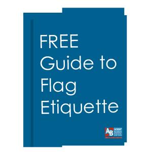 Flag Ettiquette