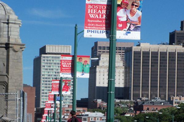 custom printed banners