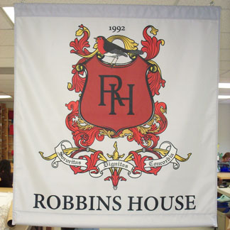 Printed Fabric Banners