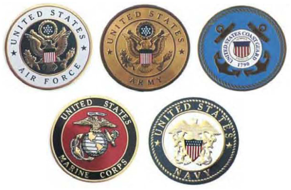 Service Emblems resized 600