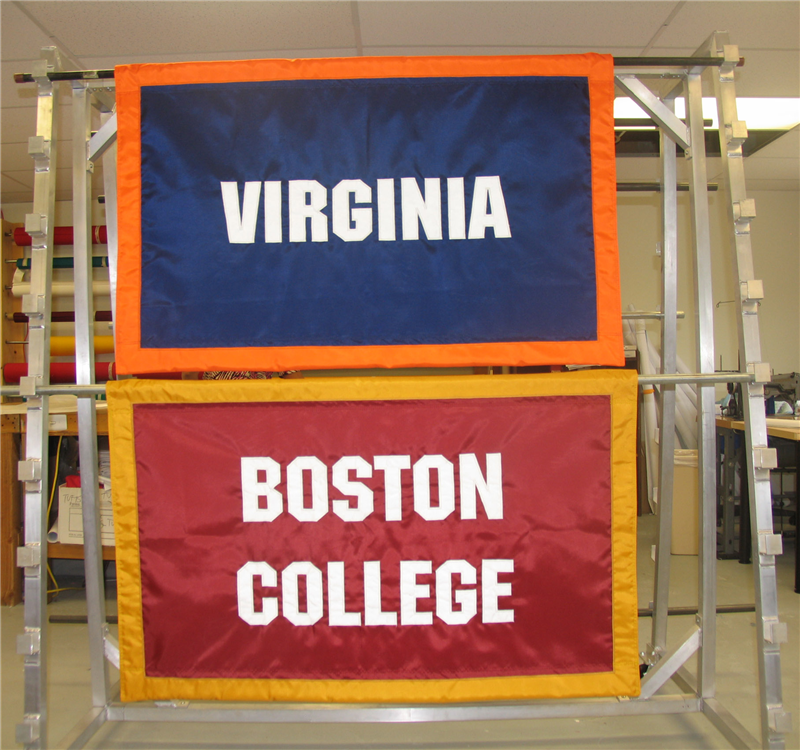 athletics flags
